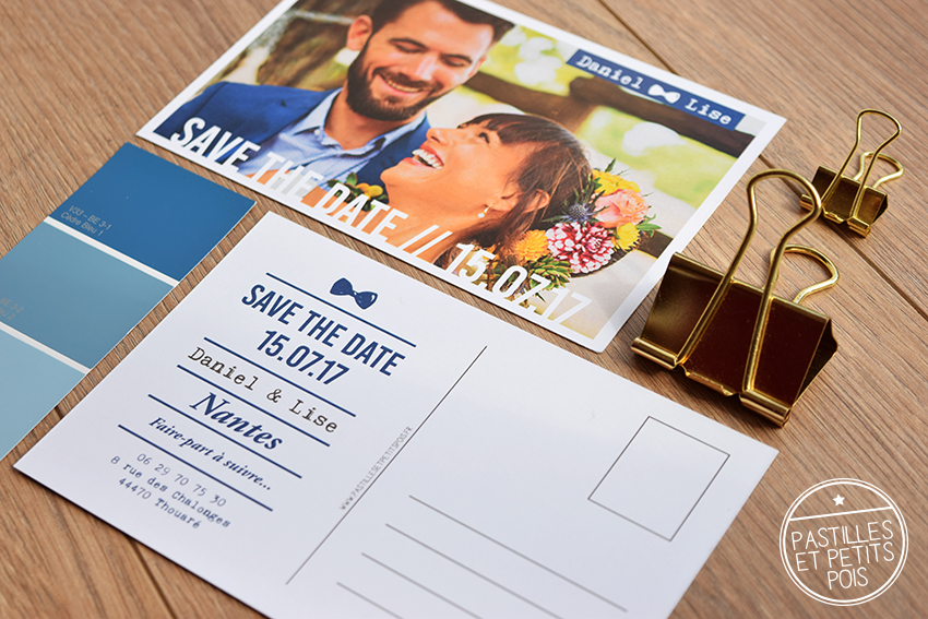 code promo code STD10 remise save the date mariage