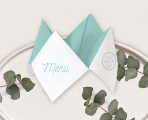 inspiration mariage thème mer chic bleu et blanc