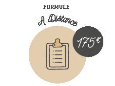 """Formule """"À distance"""""""