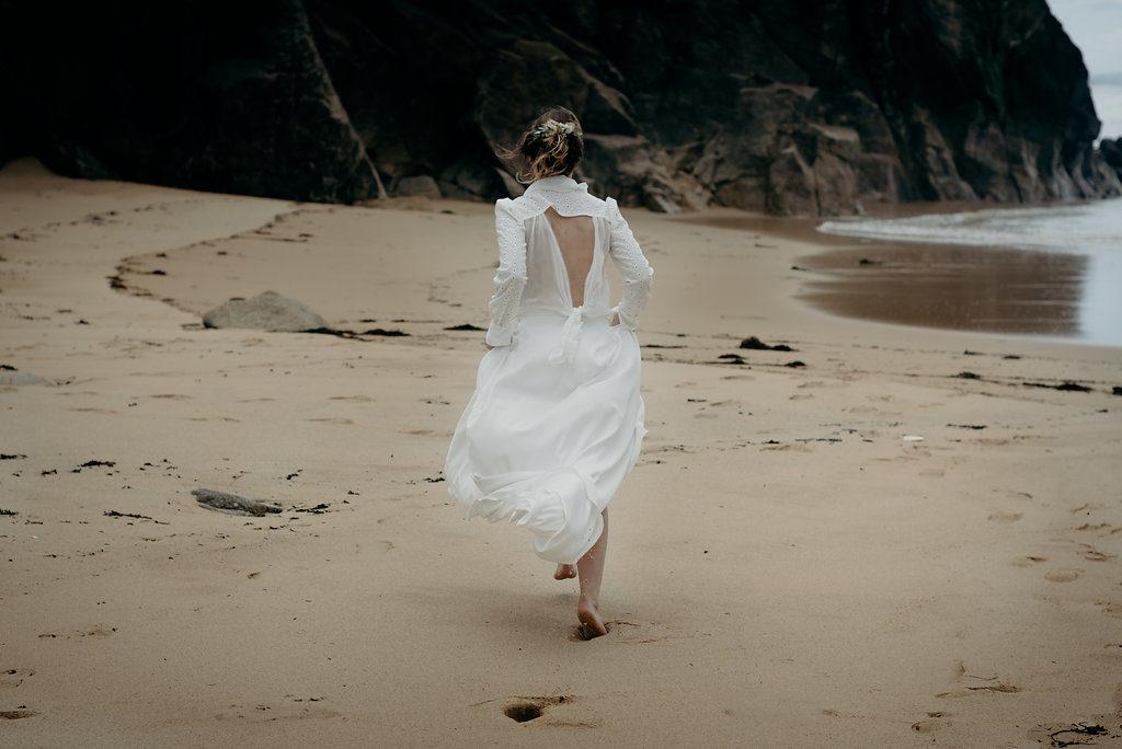 robe de mariee nantes naturelle chic