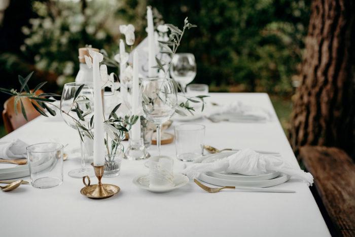 mariage blanc et kraft