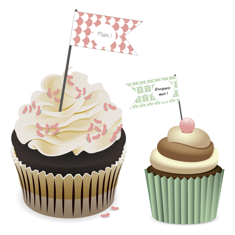 cupcakes fanions-01