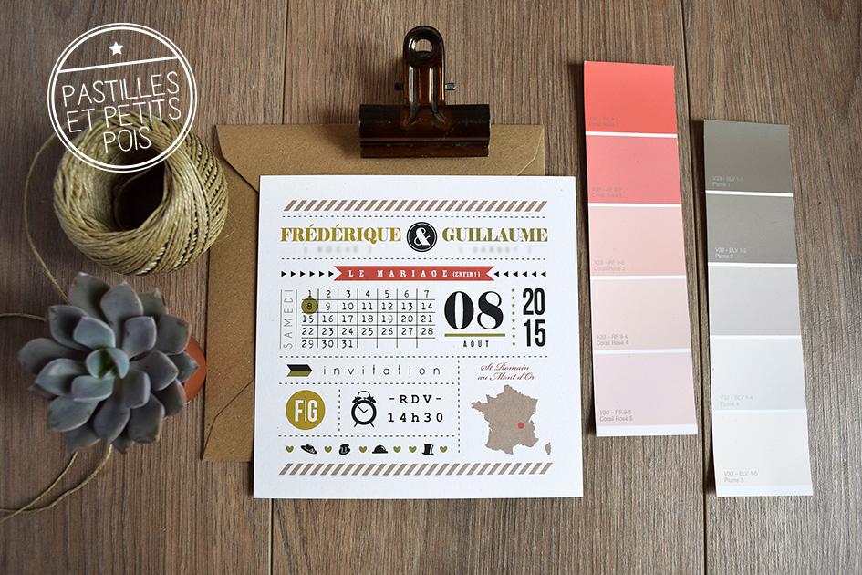 faire-part-mariage-typolovely-picto-calendrier-logo-4 programme de votre mariage en pictos faire part