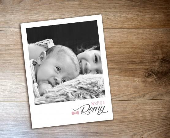 Super Pastilles et Petits Pois Magnet polaroid naissance - Pastilles et  ZN52