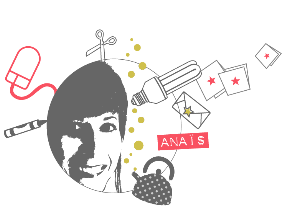 Faire-part de mariage sur-mesure | illustration par Anaïs | Pastilles et Petits Pois