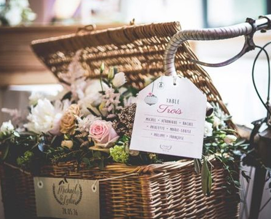 plan de table mariage boheme vegetal